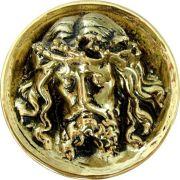 Imagem Jesus Cristo - Alto Relevo- 15 cm - Rico em Detalhes