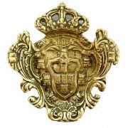 Brasão em Bronze Maciço - Cinzeiro