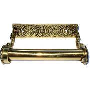 Porta Papel Higiênico - Bronze