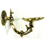 Saboneteira de Parede - Bronze Maciço
