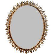 Moldura para Espelho - Bronze - Ref: 082