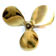 Hélice em Bronze Maciço