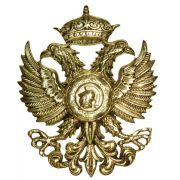 Águia Bicéfala - Águia de Lagash - Maçonaria -  Bronze Maciço