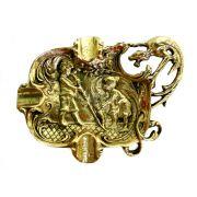 Cinzeiro Dragão - Bronze Maciço