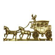 Porta Chaves Carruagem - Ref: 302
