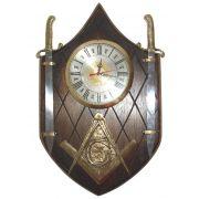 Relógio Brasão Maçonaria