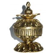Incensário em Bronze - Porta Incenso