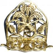 Porta-Biblia Pequeno - Bronze Maci�o