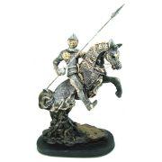 Cavaleiro Medieval com Lança