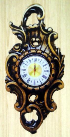 Relógio Barroco  - Bronze Shop