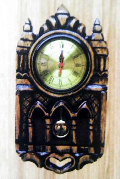 Relógio Vaticano  - Bronze Shop