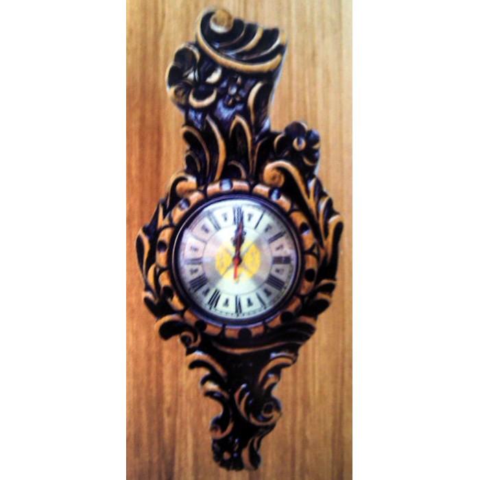 Relógio Folha  - Bronze Shop