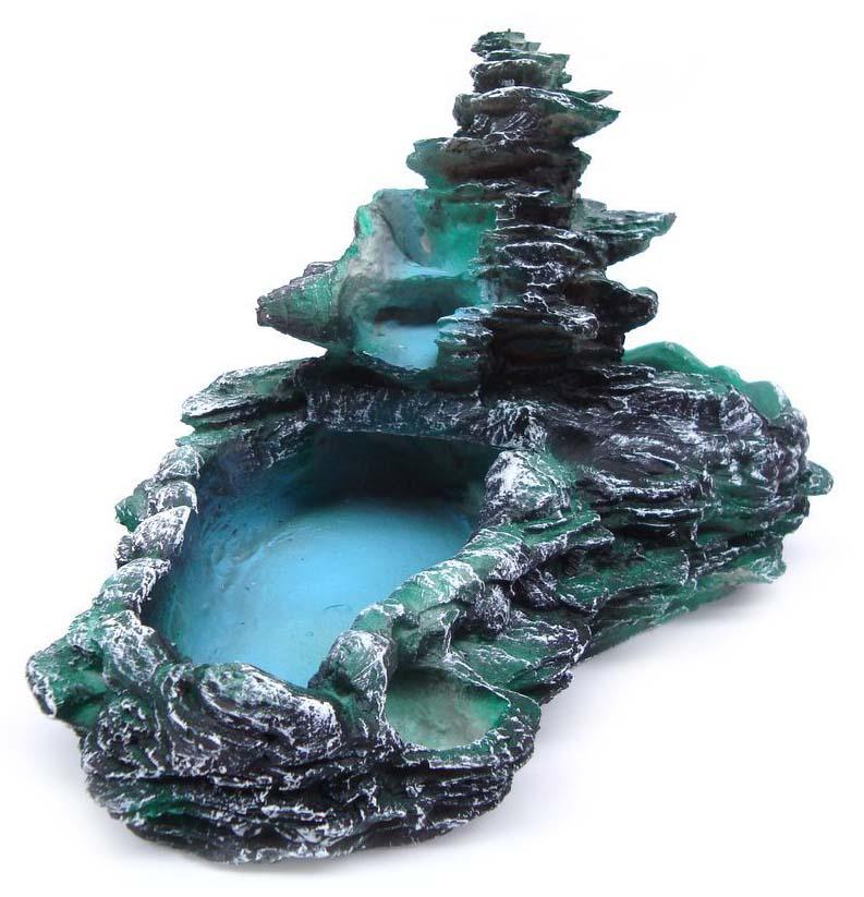 Fonte de Água Pedra  - Bronze Shop