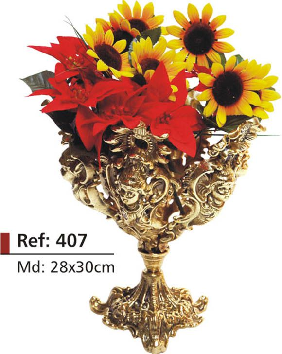 Floreira Champanheira Cachepot Luxo  - BronzeShop
