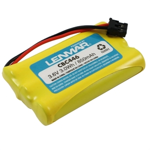 Bateria Lenmar CBC446 3.6V 850mAh NI - MH Replacement Battery for UNIDEN CORDLESS PHONES - - cod. 12061