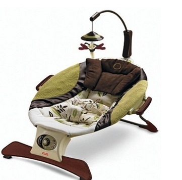 Balanço de Bebê Fisher - Price Zen Collection Infant Seat - cod. 13179