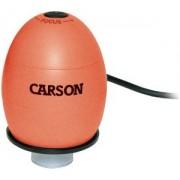 Microsc�pio Carson Zorb USB Digital Microscope with 35X Optical Zoom, Lava Orange (Laranja) - Frete