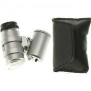 Mini Microsc�pio SE MW10087L Mini Brass Microscope with Illuminator - Frete Gr�tis