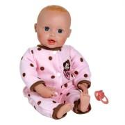 Boneca Adora 14.5� Giggle Time Baby (Light Skin Tone/Blonde Hair/Blue Eyes)- Frete Gr�tis