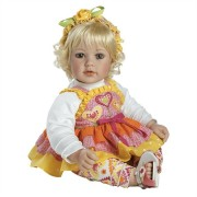 Boneca Adora Baby Doll, 20 inch �Jelly Beanz� Light Blonde Hair/Blue Eyes - Frete Gr�tis