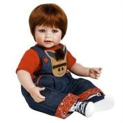 Boneco Adora Baby Doll 20� Giddy Up Boy (Red Hair/Blue Eyes) - Frete Gr�tis