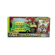 Brinquedo The Trash Pack �Trashies� Garbage Truck Mega Pack