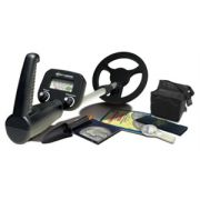 Detector de Metal Bounty Hunter Educational Junior Metal Detector with Coin Collecting Kit - Frete G