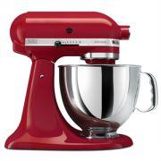 Batedeira Profissional KitchenAid (Empire Red) - KitchenAid Artisan 5-Quart Stand Mixers