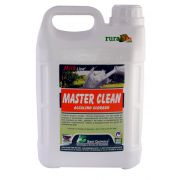 MASTER CLEAN - DETERGENTE ALCALINO CLORADO - EMBALAGEM 6 X 5 LITROS