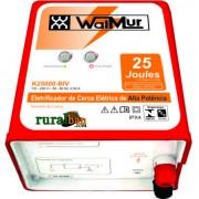 ELETRIFICADOR 25.0 J - BIVOLT AUTOMÁTICO - K25000 - BIV