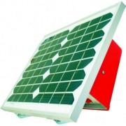 ELETRIFICADOR SOLAR COM BATERIA INTERNA - PAINEL 10W - K1200 SOL