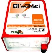 ELETRIFICADOR COM ALARME - ALIMENTA��O COMBINADA, BATERIA INTERNA E ELETRICIDADE 127 OU 220 V - K150