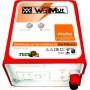 ELETRIFICADOR COM ALARME - ALIMENTA��O COMBINADA, BATERIA INTERNA E ELETRICIDADE 127 OU 220 V - K1500 - CAL - Ruralban