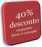 aquecedor 40%