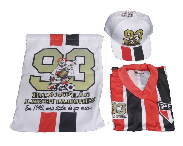 Kit Bi-CAMPEÃO Libertadores da America 1993