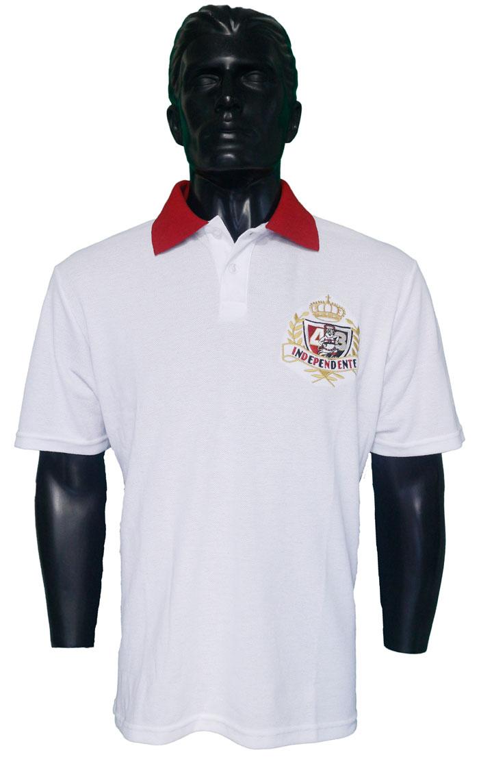 PROMOCAO - Camisa Polo 43 Anos