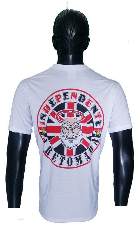 Camisa Independente A Retomada