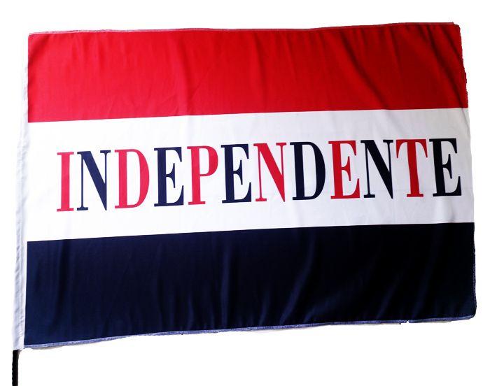 Bandeira Tradicional Torcida Independente 96x64