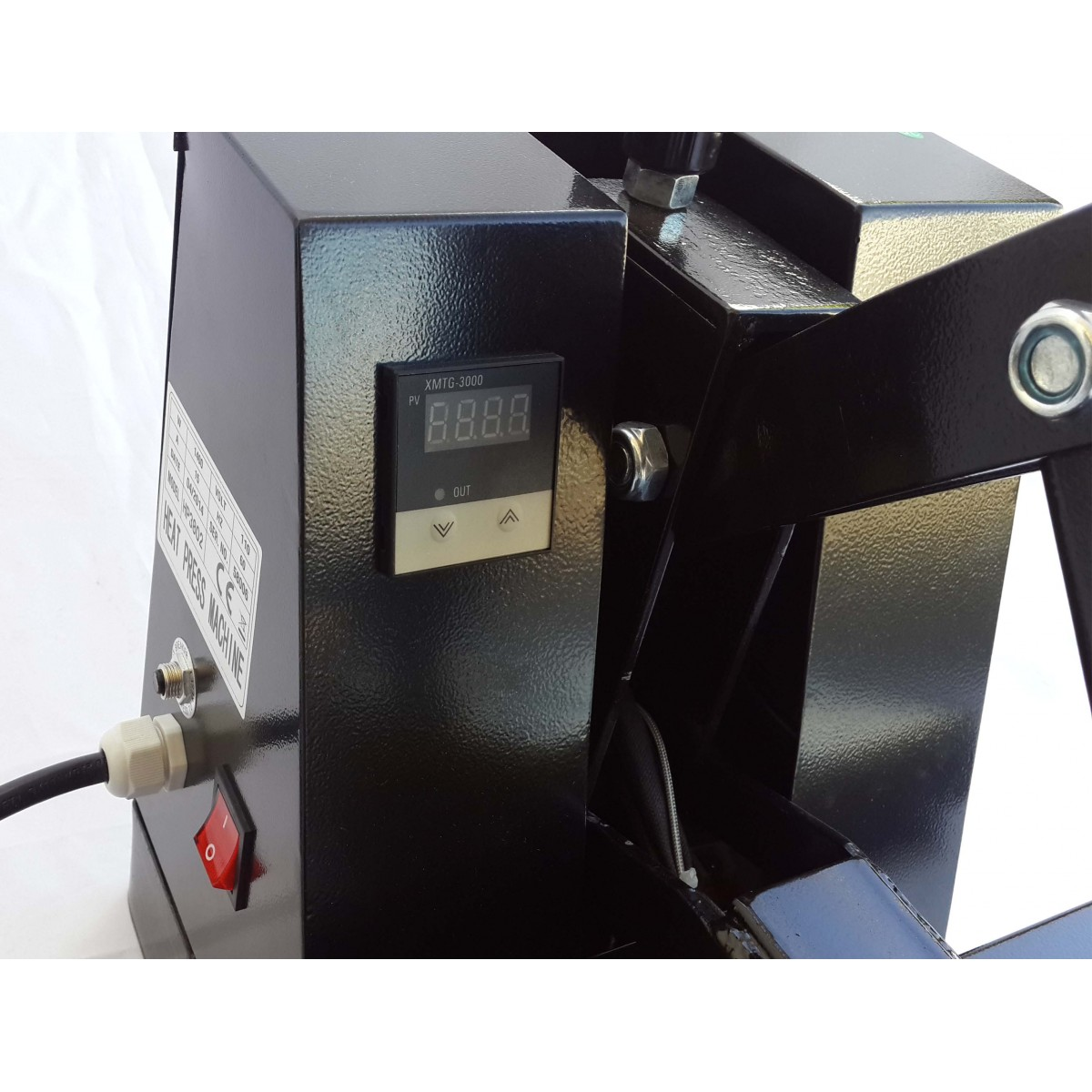 Prensa Térmica para Sublimação Plana 38x38cm HP-3802 Pelegrin