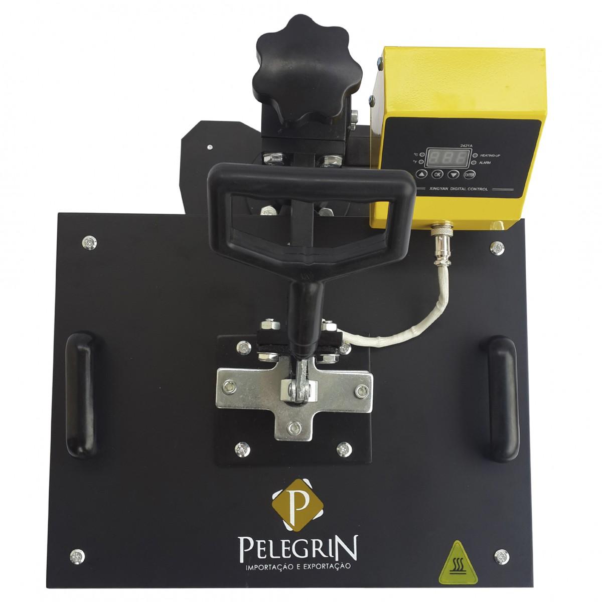 Prensa Térmica para Sublimação 6 em 1 XY-011 Pelegrin