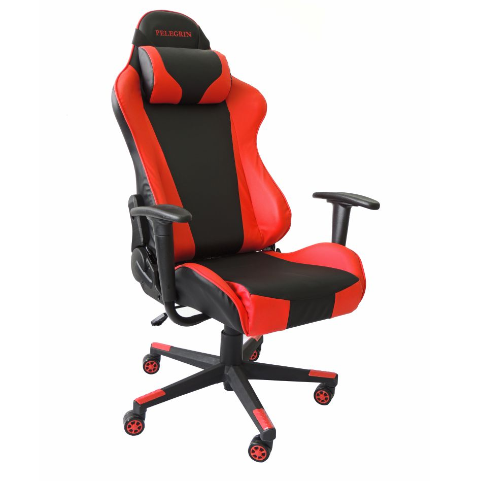 Cadeira Gamer Racing Chair Pelegrin 3004