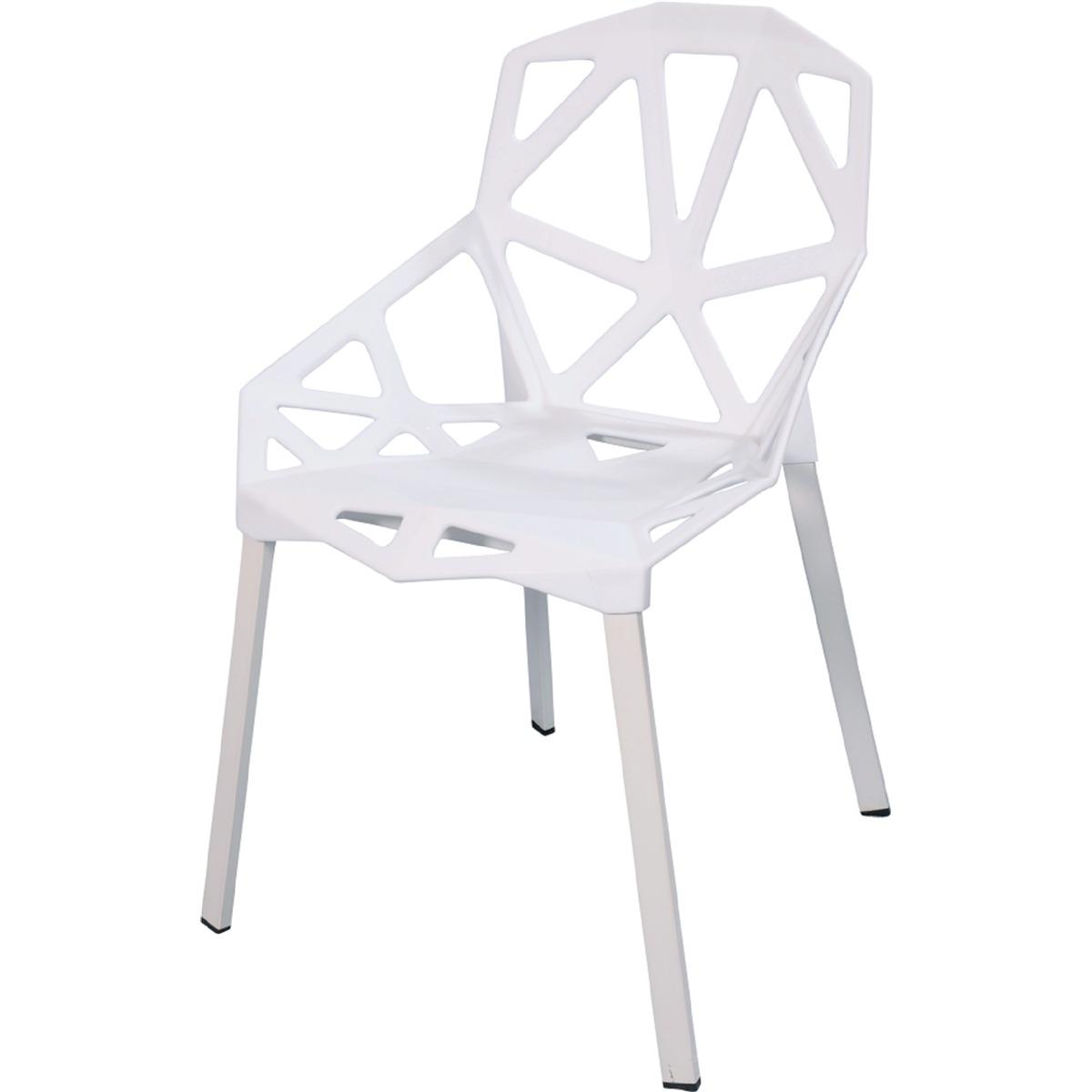 Cadeira Fixa Design Penelope Chair One Pelegrin PEL-1335
