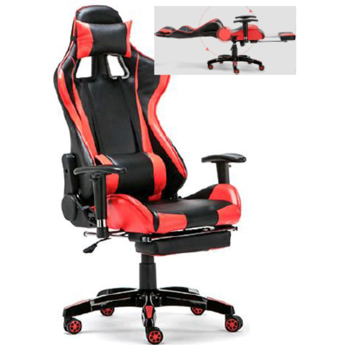 Cadeira Gamer Racer Pelegrin C-580F