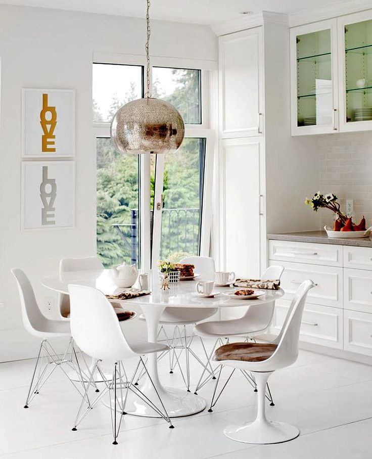 Cadeira Charles Eames Eiffel Branca Base Metal Pelegrin Pw-075