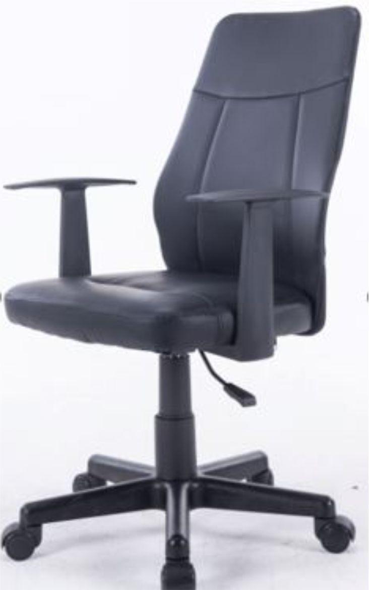 Cadeira de Escritório Diretor em Couro PU Pelegrin PEL-5611