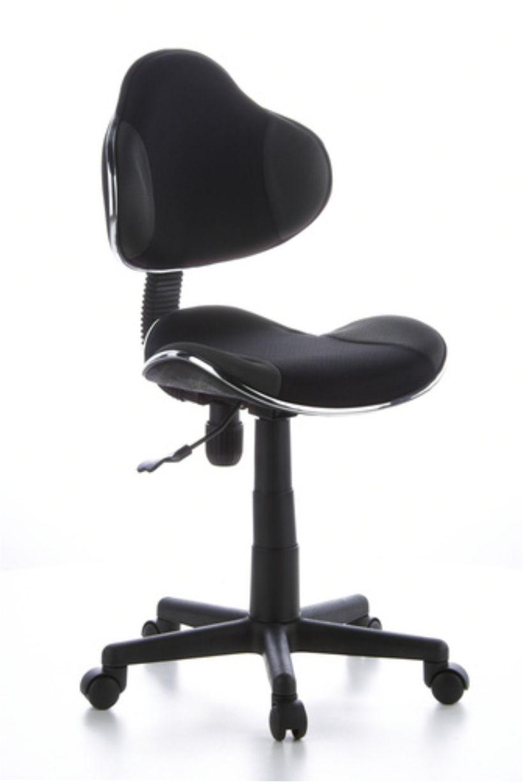 Cadeira de Escritório Secretaria Pelegrin PEL-S653 Cinza