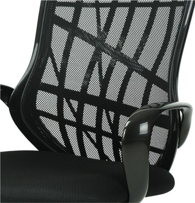Cadeira Diretor Executiva em Tela Mesh Pelegrin PEL-3220 Preta