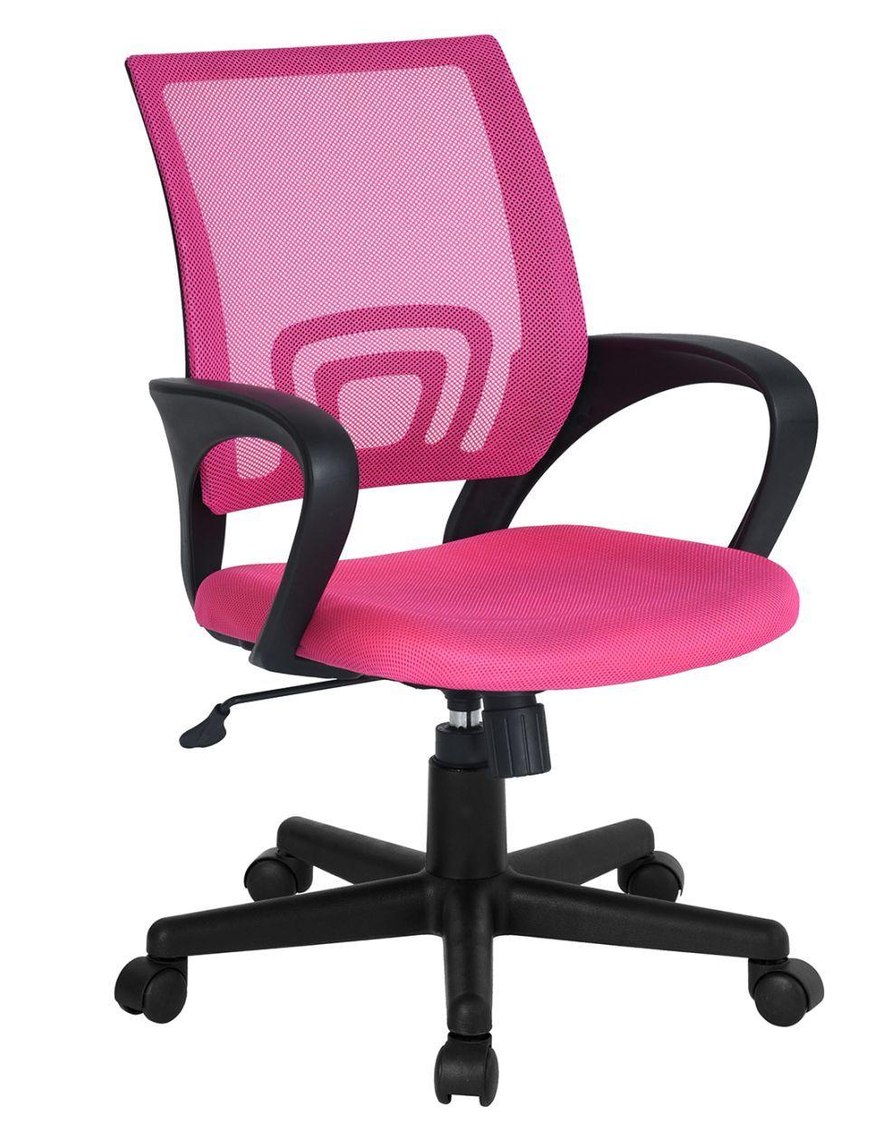 Cadeira Diretor Pelegrin Kite Pel-V11 Rosa