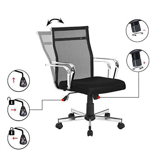 Cadeira Executiva Diretor Wakapuaka PEL-7011
