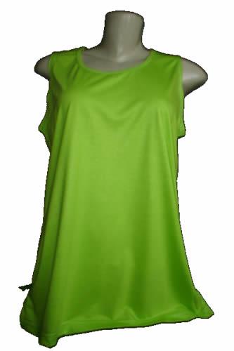 Regata Feminina Verde
